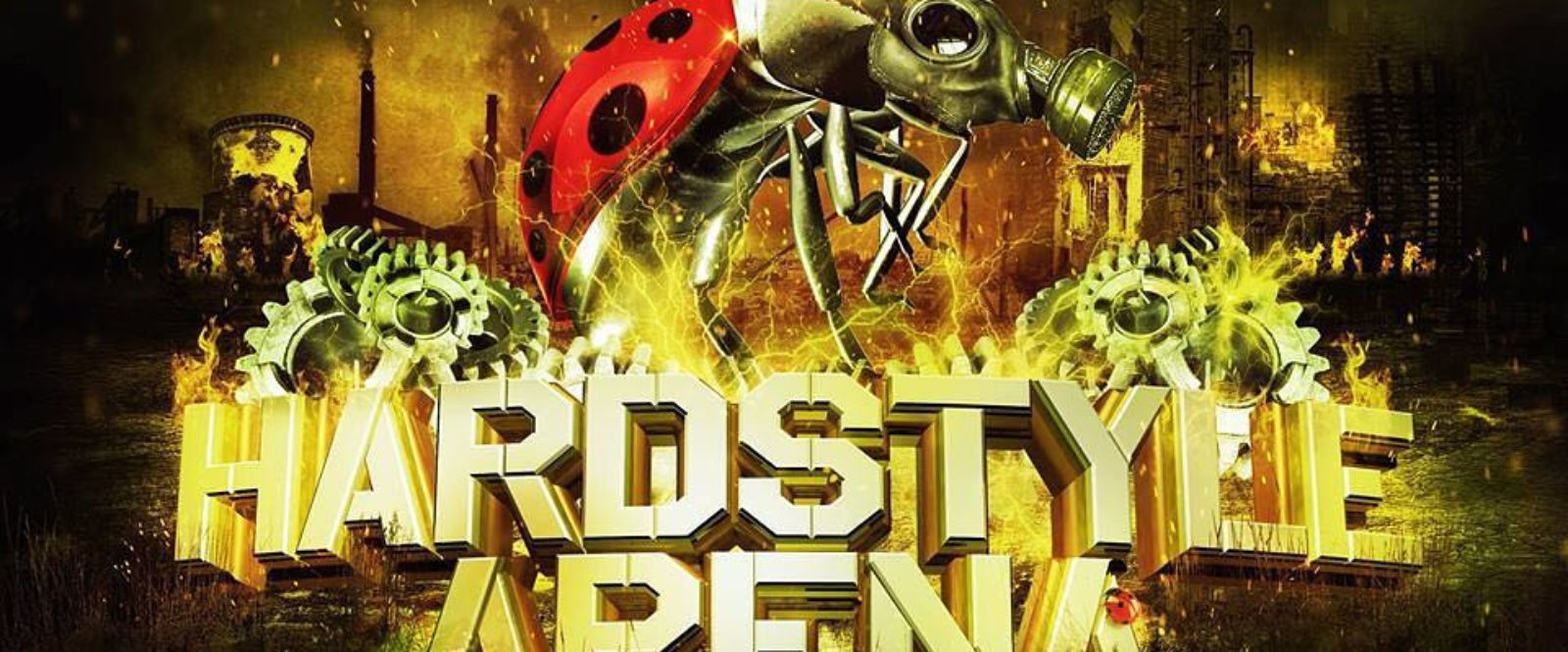 Lets get evil! Evil Activities was just added to rock the ‪HardstyleArena‬