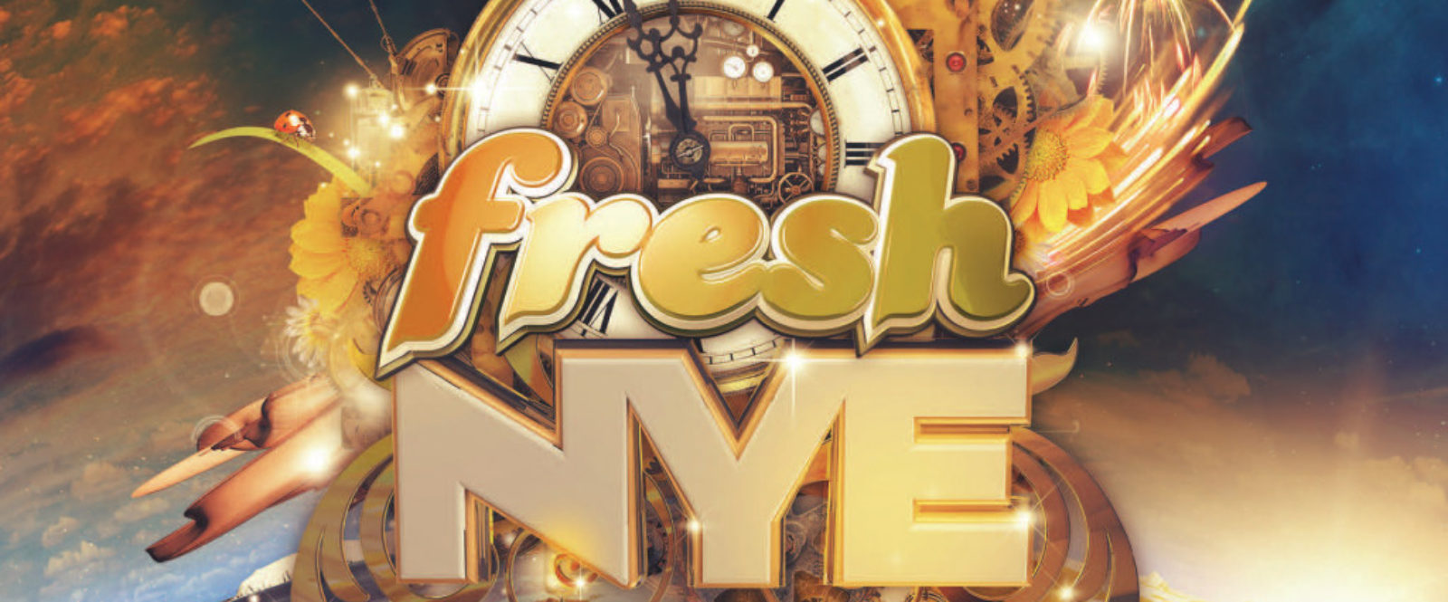 Fresh NYE 2015/16 ULTIMATE PLAYLIST!