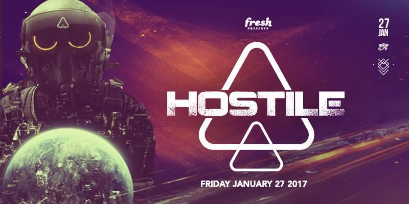 """Fresh Entertainment Gets """"Hostile"""" in 2017"""